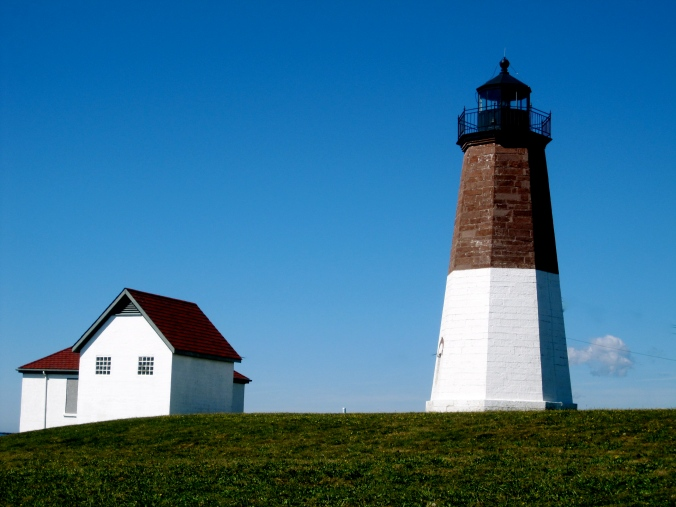 Point Judith Lighthouse- Rhode Island:  Wednesday Wanderings