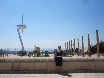 Barcelona Olympic Torch